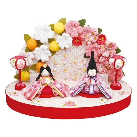 Pretty Sakura hina Doll sample1