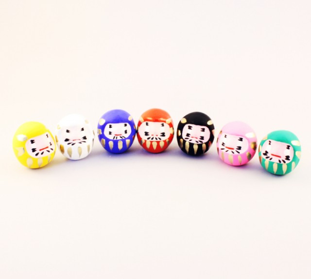 Mini Daruma 7colors
