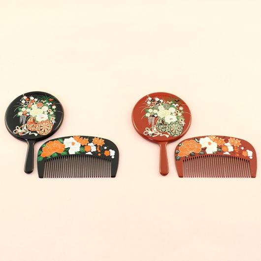 Comb & Mirror set