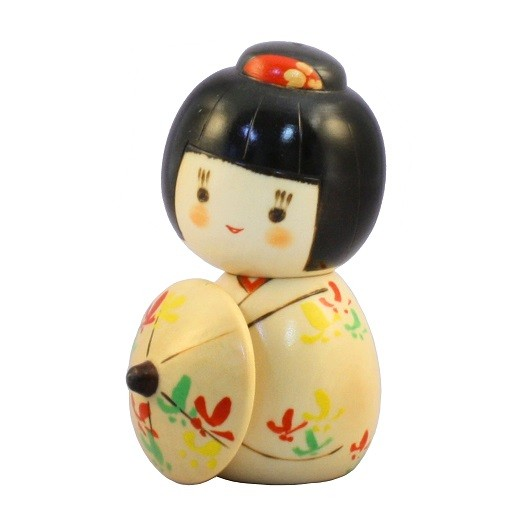 Kokeshi Hanagasa sample1