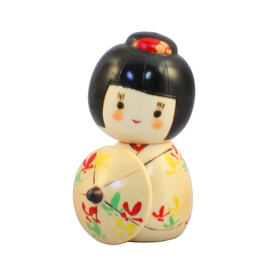 Kokeshi Hanagasa sample2