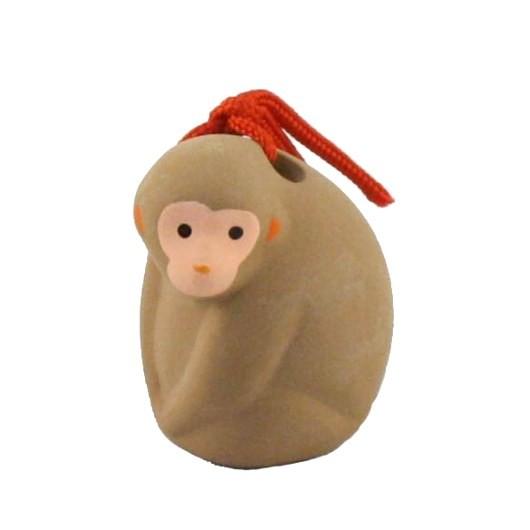 """Oriental Zodiac Bell """"Monkey"""" sample1"""