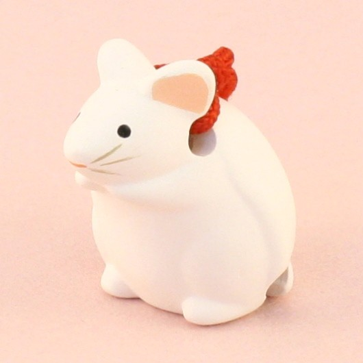 "Oriental Zodiac Bell ""Mouse"" sample1"