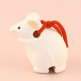 "Oriental Zodiac Bell ""Mouse"" sample2"
