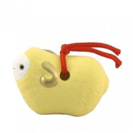 "Oriental Zodiac Bell ""Sheep"" sample2"