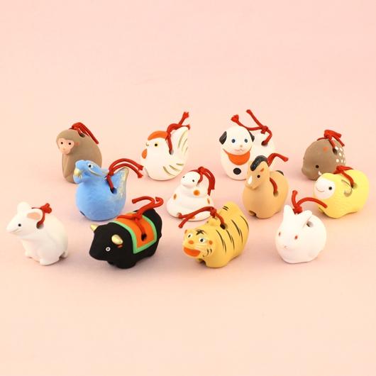 "Oriental Zodiac Bell ""Sheep"""
