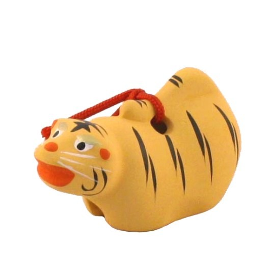 "Oriental Zodiac Bell ""Tiger"" sample1"