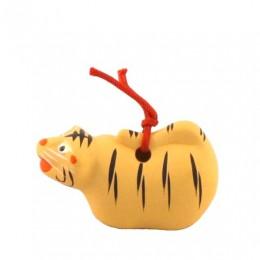 "Oriental Zodiac Bell ""Tiger"" sample2"
