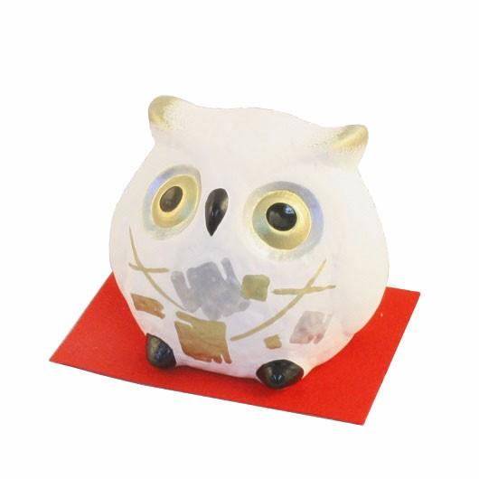 Owl Bell White sample1