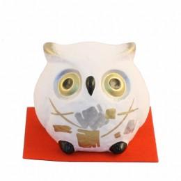 Owl Bell White sample2