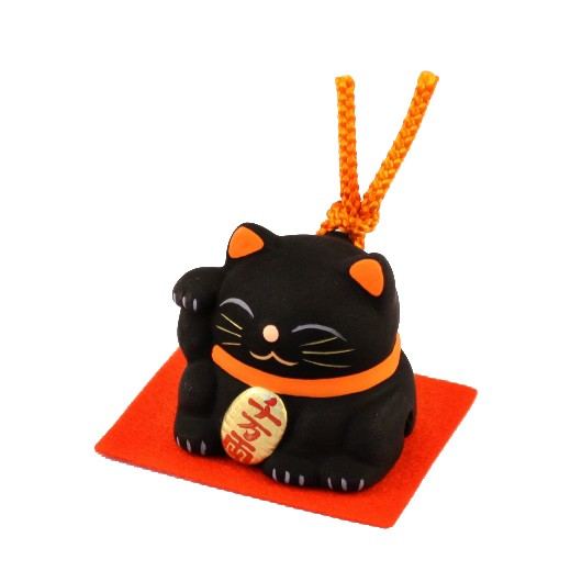 Lucky Cat black sample1