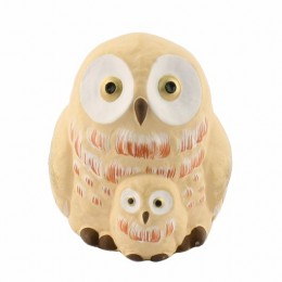 Owl Bell(Brown) sample2
