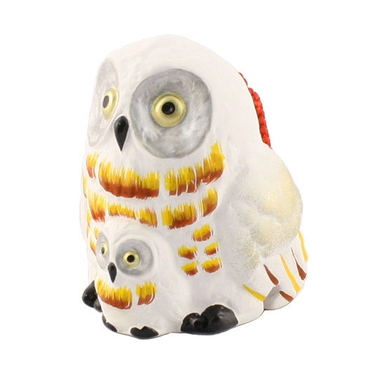 Owl Bell(White) sample1
