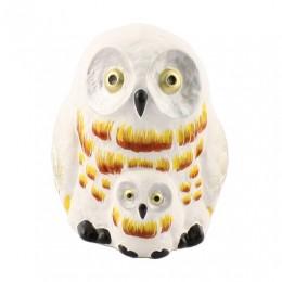 Owl Bell(White) sample2