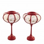 Bonbori Lamp red