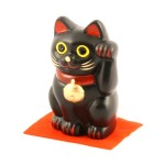 Lucky Cat (M) Black