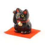 Lucky Cat (S) Black