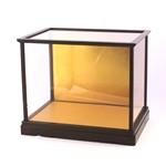"Glass Case (int. hgt. 24cm / 9 1/2"")"