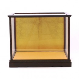Glass Case Hakata No.9 (int. hgt. 24cm / 9.5 inch)