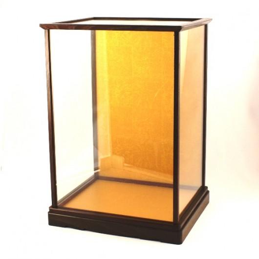 Glass Case Hakata No.23 (int. hgt. 40cm / 15.8 inch)