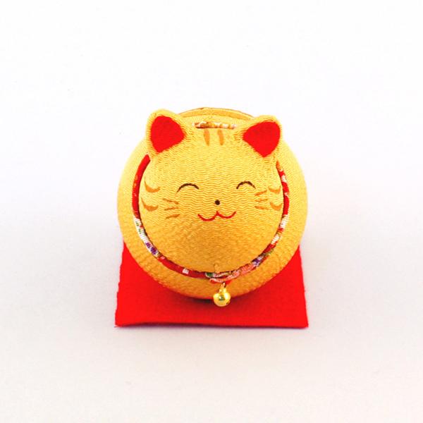 起き上がりゴロゴロ猫(トラ)