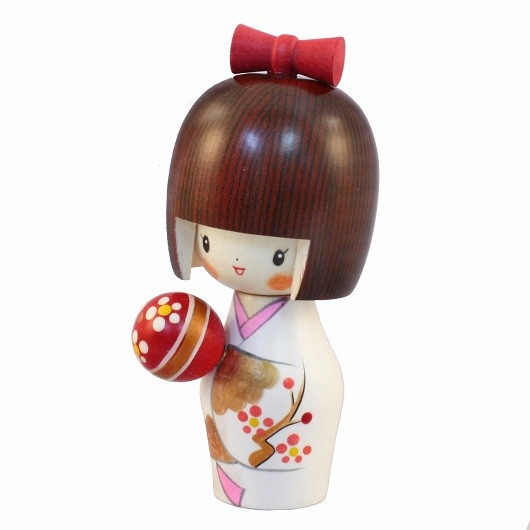 Kokeshi Temari sample1