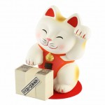 Lucky Cat Money Box