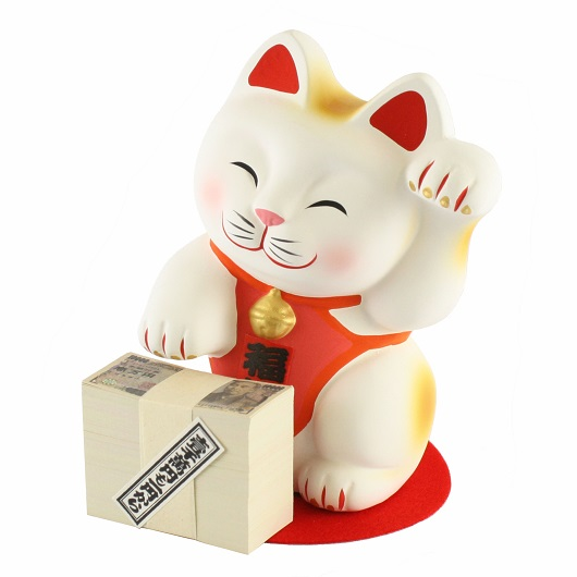 Lucky Cat Money Box & Lucky Cat Money Box - Lucky Dolls / Japanese Dolls and Crafts ... Aboutintivar.Com