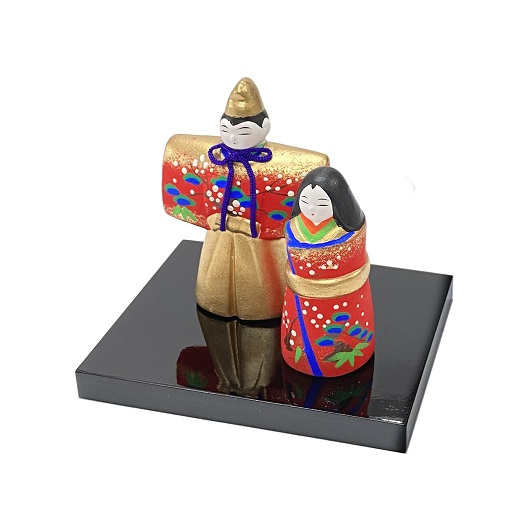 Standing Hina Doll