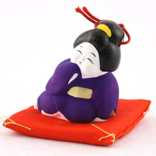 Fortune Lady Bell Purple sample1