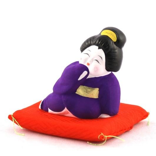 Fortune Lady (Purple) sample1