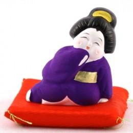 Fortune Lady (Purple) sample2