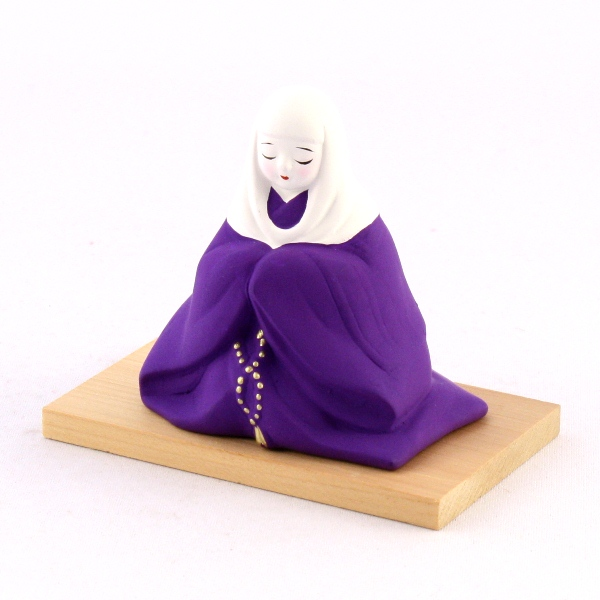 Nun (Purple)