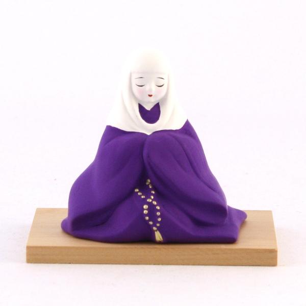 尼僧(紫)