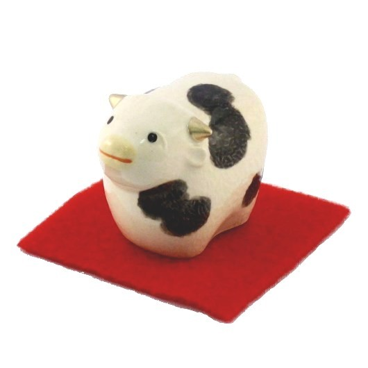 Oriental Zodiac Cow sample1