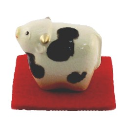 Oriental Zodiac Cow sample3