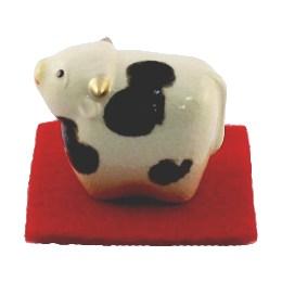 Oriental Zodiac Cow