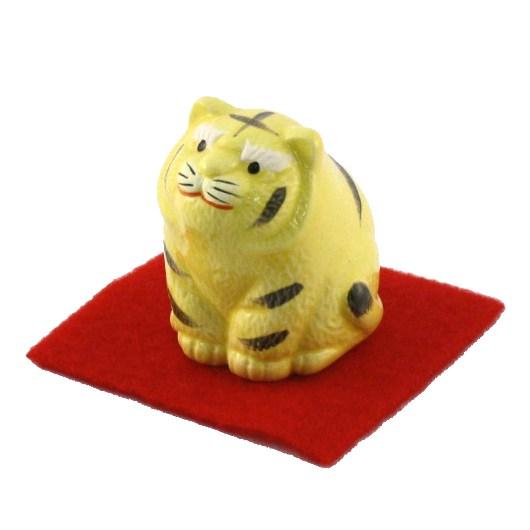 Oriental Zodiac Tigar