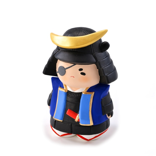 "Samurai Doll ""Masamune"" sample1"
