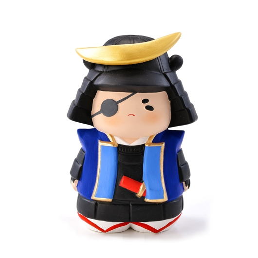 "Samurai Doll ""Masamune"" sample2"
