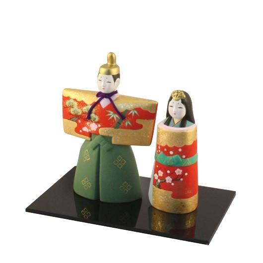 Standing Hina doll  Kissyo sample1