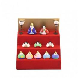 Mini Hina doll 10 people set sample2