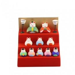 MIni cat hina doll with steps sample2