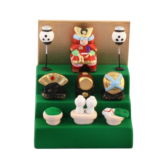 Mini Boy's dolls set