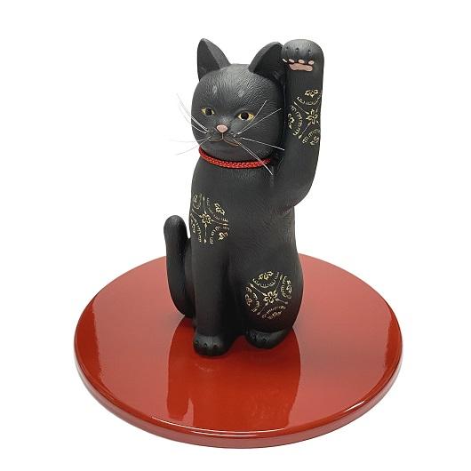 Lucky Cat Kyomiyabi Black
