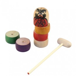 Daruma-otoshi sample2