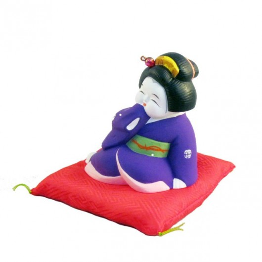 Ofuku-san Purple