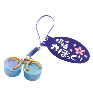 Charm Pokkuri Blue sample2