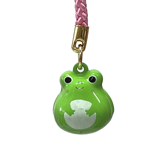 Charm Frog Bell
