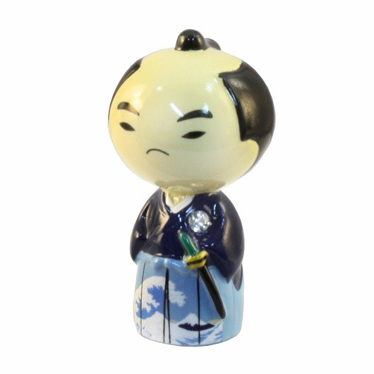 Kokeshi Samurai sample1